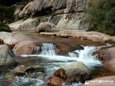 La Pedriza - Collado del Cabrón - Charca Verde_ naturaleza, viaje octubre;camorritos cercedilla